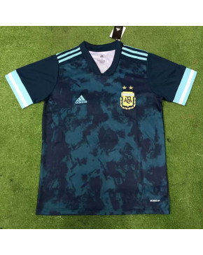 Argentina Away Soccer Shirts 2020