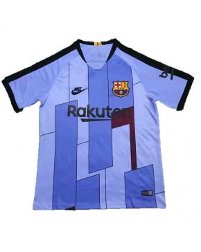 save off 20e11 fa251 Barcelona Training Soccer Shirts 19-20