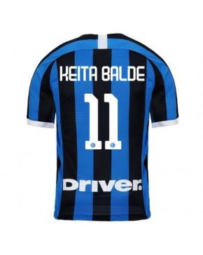 Inter Home KEITA BALDE Soccer Shirts 2019-20