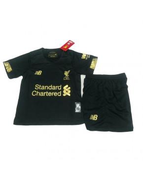 official photos 95224 6cb0e Liverpool Goalkeeper Kids Soccer Jersey 2019-20