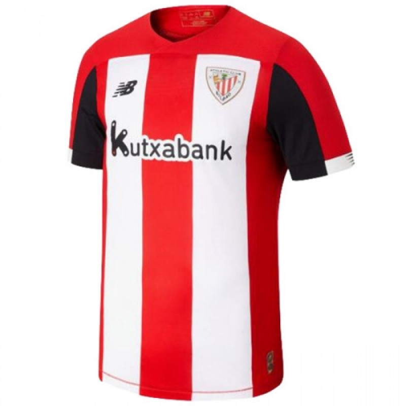 Athletic Club Home Soccer Shirts 19-20
