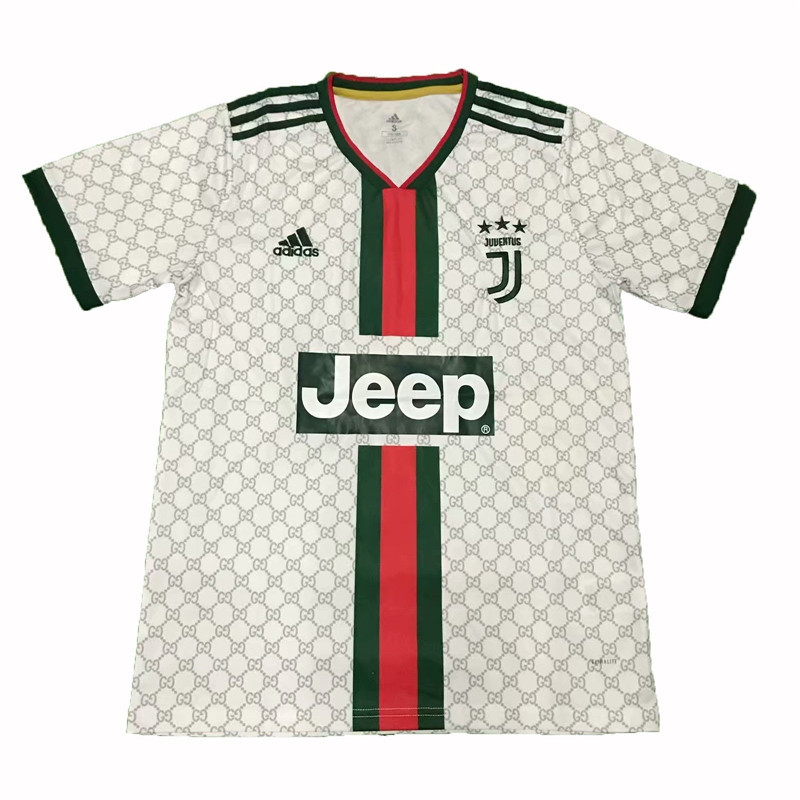 Gucci Juventus Soccer Shirts 19 20