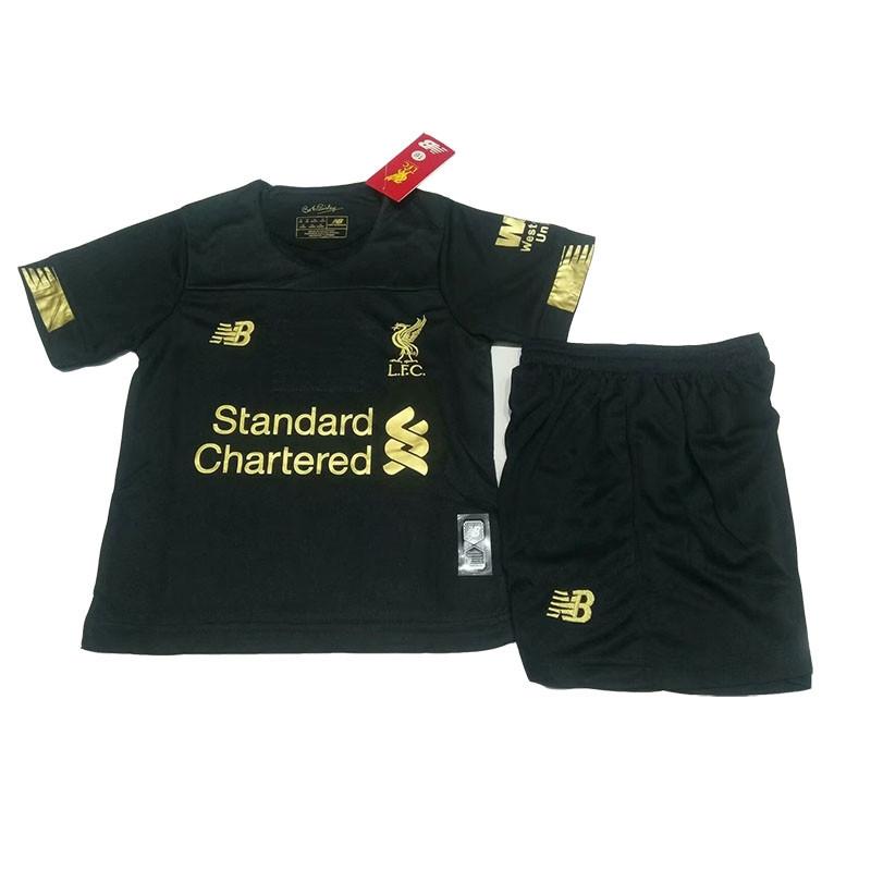 official photos 925fb ff7e5 Liverpool Goalkeeper Kids Soccer Jersey 2019-20