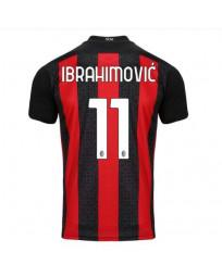 AC Milan Home IBRAHIMOVIC Soccer Jersey 2020-21