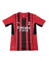 AC Milan Home Soccer Jersey 2021-22
