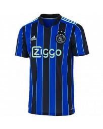 Ajax Away Soccer Jersey 2021-22