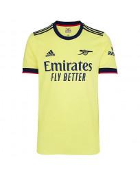 Arsenal Away Soccer Jersey 2021-22