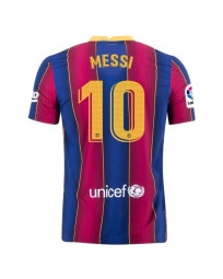 Barcelona Home MESSI Soccer Jersey 2020-21