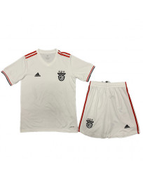 Benfica Away Kids Soccer Kit 2021-22
