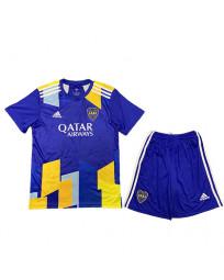 Boca Junior Home Kids Soccer Kit 2021-22