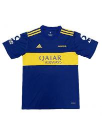 Boca Juniors Home Soccer Jersey 2021-22