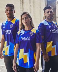 Boca Juniors Third Away Soccer Jersey 2021-22