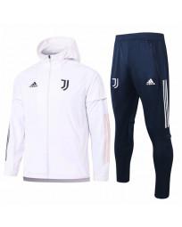 Juventus White Training Tracksuit 2021-22