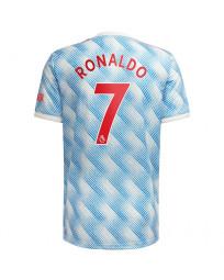 Manchester United Away RONALDO Soccer Jersey 2021-22