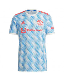 Manchester United Away Soccer Jersey 2021-22