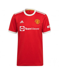 Manchester United Home Soccer Jersey 2021-22