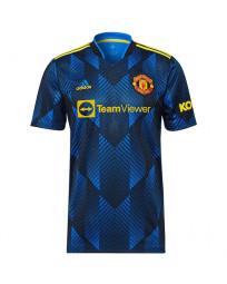 Manchester United Third Away Soccer Jersey 2021-22