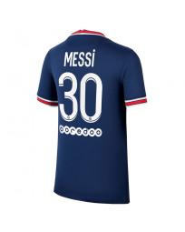 Paris SG Home MESSI Soccer Jersey 2021-22