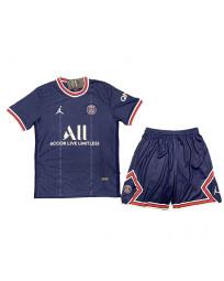 PSG Home Kids Soccer Kit 2021-22