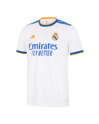 Real Madrid Home Soccer Jersey 2021-22