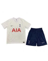 Tottenham Hotspur Home Kids Soccer Kit 2021-22