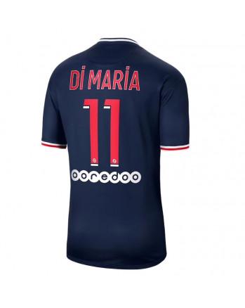 Paris SG Home DI MARIA Soccer Jersey 2020-21