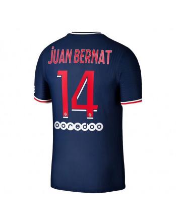 Paris SG Home JUAN BERNAT Soccer Jersey 2020-21