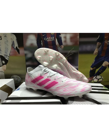2019 Nemeziz 18.1 FG White and pink FT20190114023