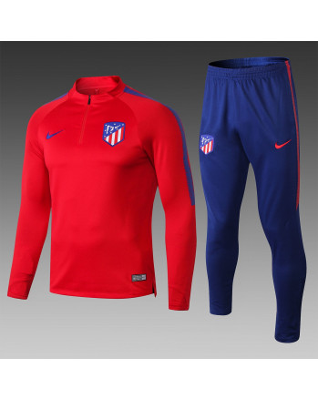 Atletico Madrid Red Training Tracksuit 2018-19