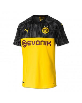 Dortmund UEFA Home Soccer Jersey 2019-20