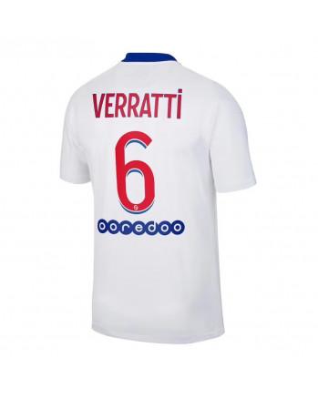 Paris SG Away VERRATTI Soccer Jersey 2020-21