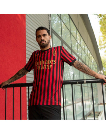 AC Milan 120th Anniversary Soccer Jersey 2019