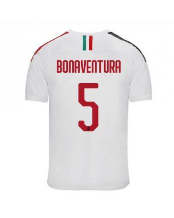 AC Milan Away BONAVENTURA Soccer Jersey 2019-20