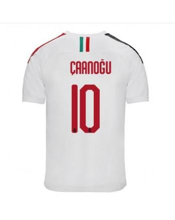 AC Milan Away CALHANOGLU Soccer Jersey 2019-20