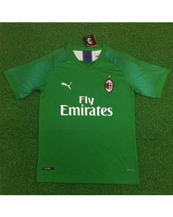 AC Milan Green Goalkeeper Soccer Jersey 2019-20