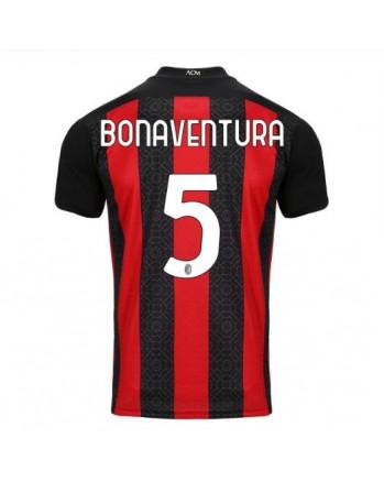 AC Milan Home BONAVENTURA Soccer Jersey 2020-21
