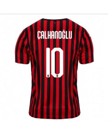 AC Milan Home CALHANOGLU Soccer Jersey 2019-20