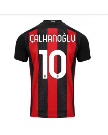 AC Milan Home CALHANOGLU Soccer Jersey 2020-21