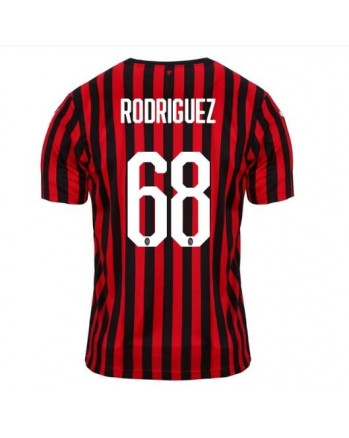 AC Milan Home RODRIGUEZ Soccer Jersey 2019-20