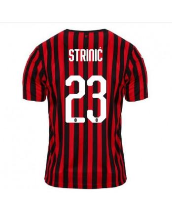 AC Milan Home STRINIC Soccer Jersey 2019-20