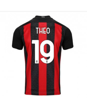 AC Milan Home THEO Soccer Jersey 2020-21
