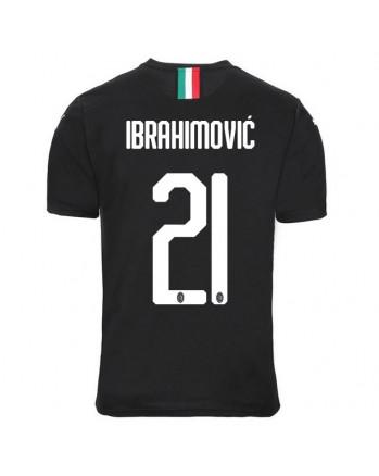 AC Milan Third Away IBRAHIMOVIC Soccer Jersey 2019-20