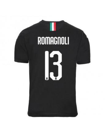 AC Milan Third Away ROMAGNOLI Soccer Jersey 2019-20