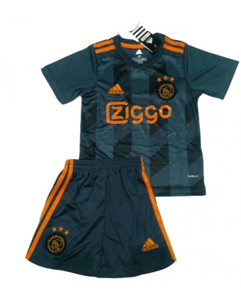 Ajax Away Kids Soccer Kit 2019-20