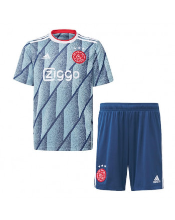 Ajax Away Kids Soccer Kit 2020-21