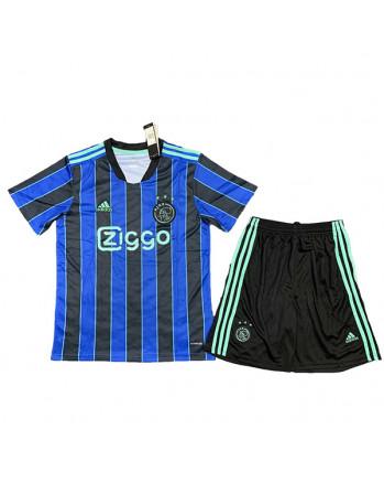 Ajax Away Kids Soccer Kit 2021-22