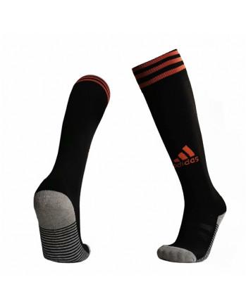 Ajax Away Soccer Socks 2019-20