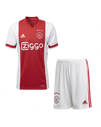 Ajax Home Kids Soccer Kit 2020-21