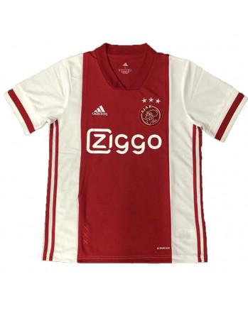 Ajax Home Soccer Jersey 2020-21