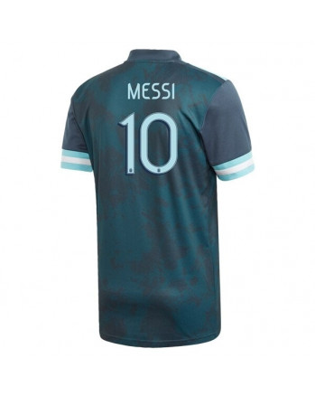 Argentina Away MESSI Soccer Jersey 2020